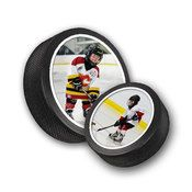 Canadian Hockey Puck Thumbnail